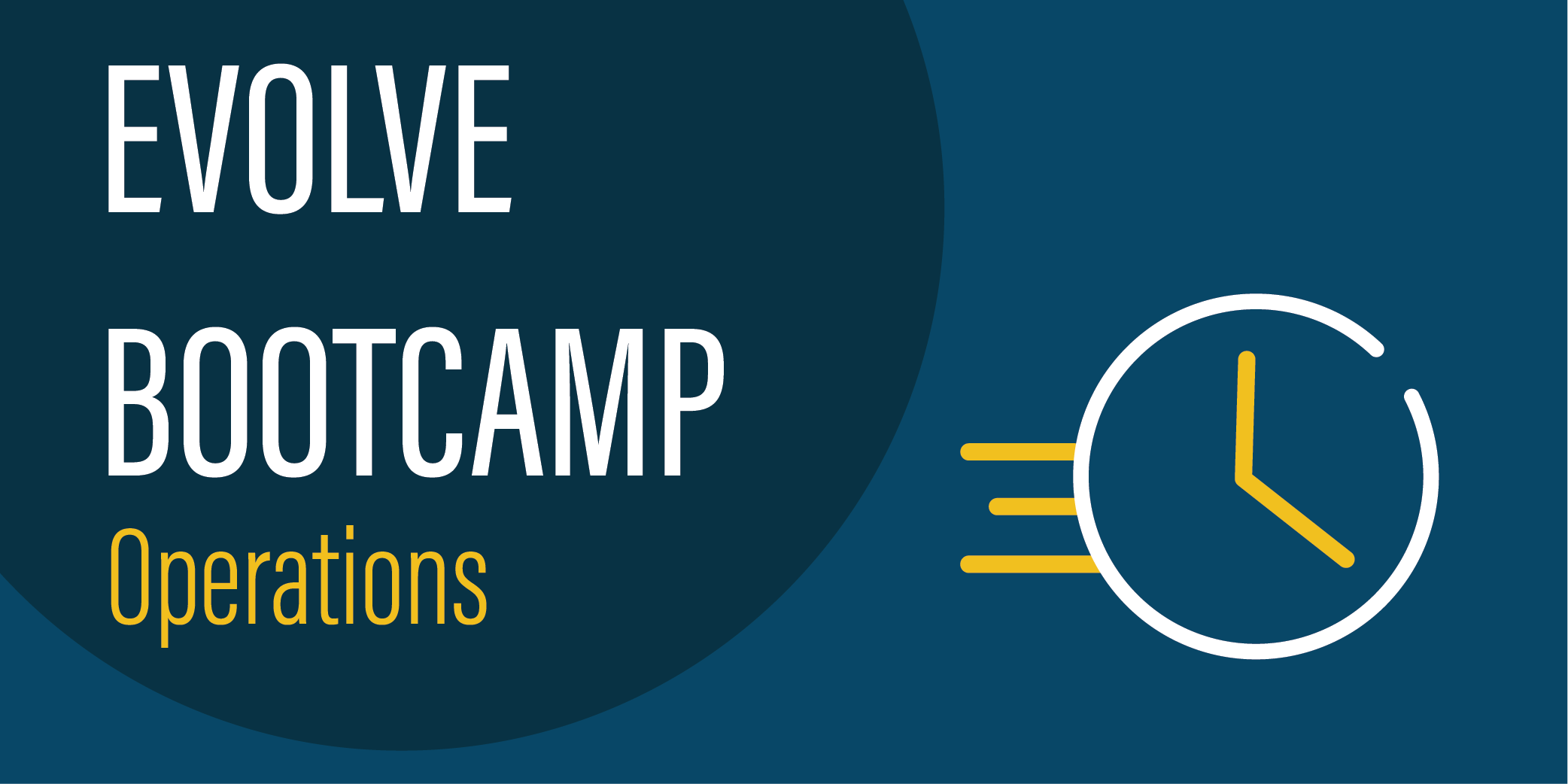 Evolve Bootcamp: Scaling Operations After the Raise – 301